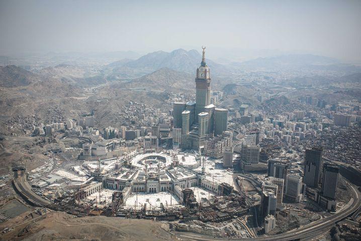 Ungenutztes Potenzial? Andrang muslimischer Pilger zur Hadsch in Mekka im September 2015