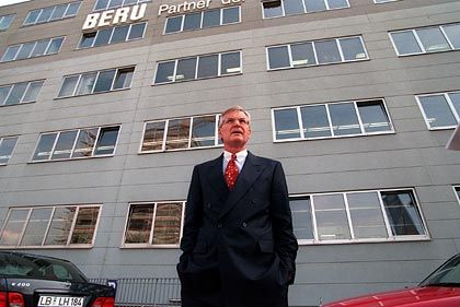 Kaltgestellt: Autozulieferer Beru - Firmenchef Ruetz ging im Streit