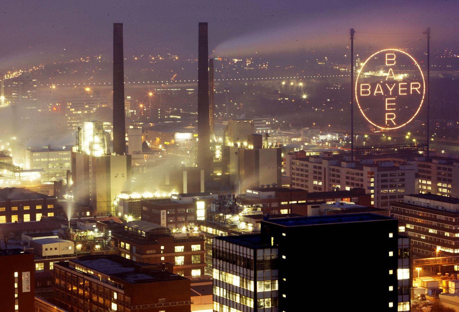 Bayer / Chemiepark Leverkusen