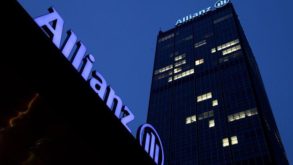 Allianz-Gebäude in Berlin