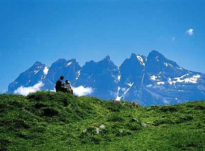 Entspannte Schweiz: Auch in Österreich, Frankreich oder England werden Langfristsparer geschont
