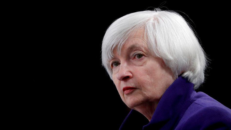 Mehr Steuergerechtigkeit: US-Finanzministerin Janet Yellen tritt plötzlich für einen Mindeststeuersatz für global tätige Unternehmen ein