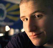 Vom bösen Buben zum reichen Geschäftsmann: Napster-Entwickler Shawn Fanning verlebt seit dem Einstieg von Bertelsmann turbulente Tage
