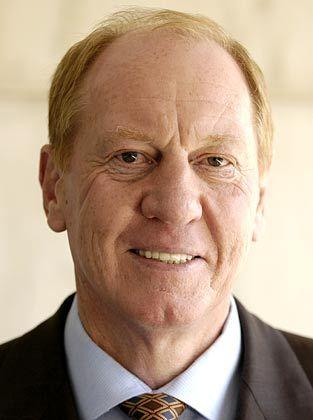 Noch nicht zufrieden: Konzernchef Neville Isdell
