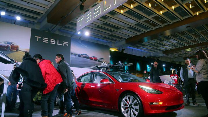 Weltweit meistverkaufte Automodelle: Auto-Bestseller 2018 - Tesla erstmals bei E-Autos vorn