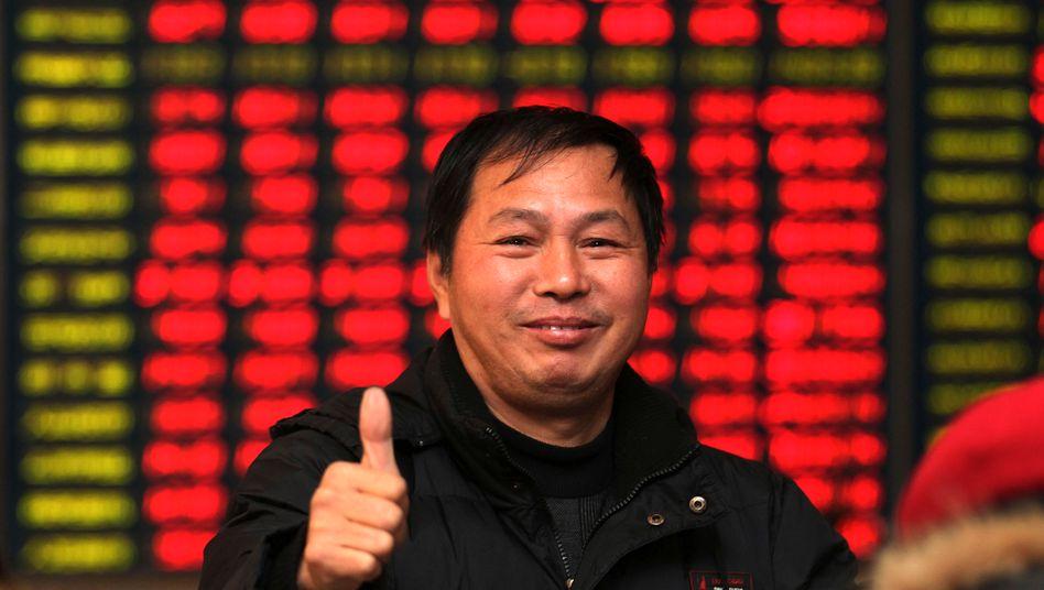 Börsianer in China: Die Schwellenländer haben sich zuletzt gut entwickelt - wer einsteigen will, muss einiges beachten