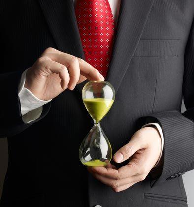 Zeit nehmen: Der neue Chef steht unter Druck, versuchen Sie sich in die Lage des Neuen zu versetzen