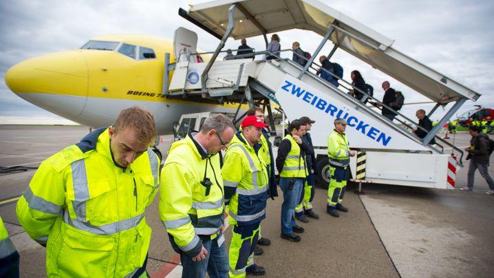 Flughafen Zweibrücken: Winterruhe für immer