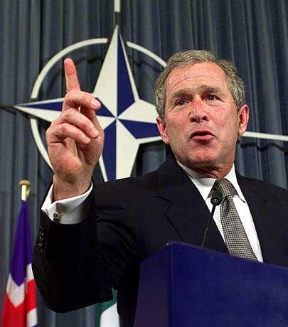 US-Präsident George W. Bush