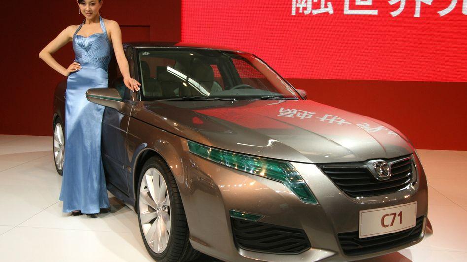 Saab 9-3: Vor allem für den chinesischen Markt
