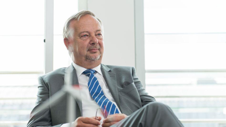 Zeitenwende: Johannes Kempmann, früher Anti-Atom-Aktivist im Wendland, später Grünen-Politiker, nun Chef des Bundesverbandes der Energie- und Wasserwirtschaft
