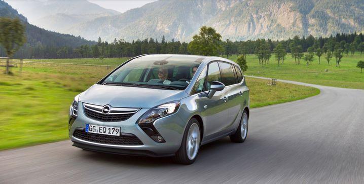 Opel Zafira: Auffällig hohe Abgaswerte