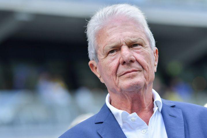 """Dietmar Hopp will """"das Rennen um den besten Impfstoff gewinnen"""""""
