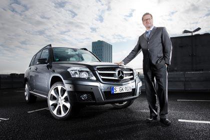 Kritisches Fazit: mm-Tester Spoerr mit dem Mercedes GLK