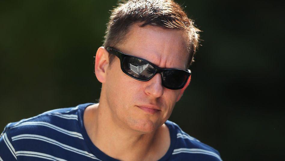 Licht und Schatten: Peter Thiel, der PayPal gründete und früh in Facebook investierte, steigt beim Hamburger Startup Kreditech ein.