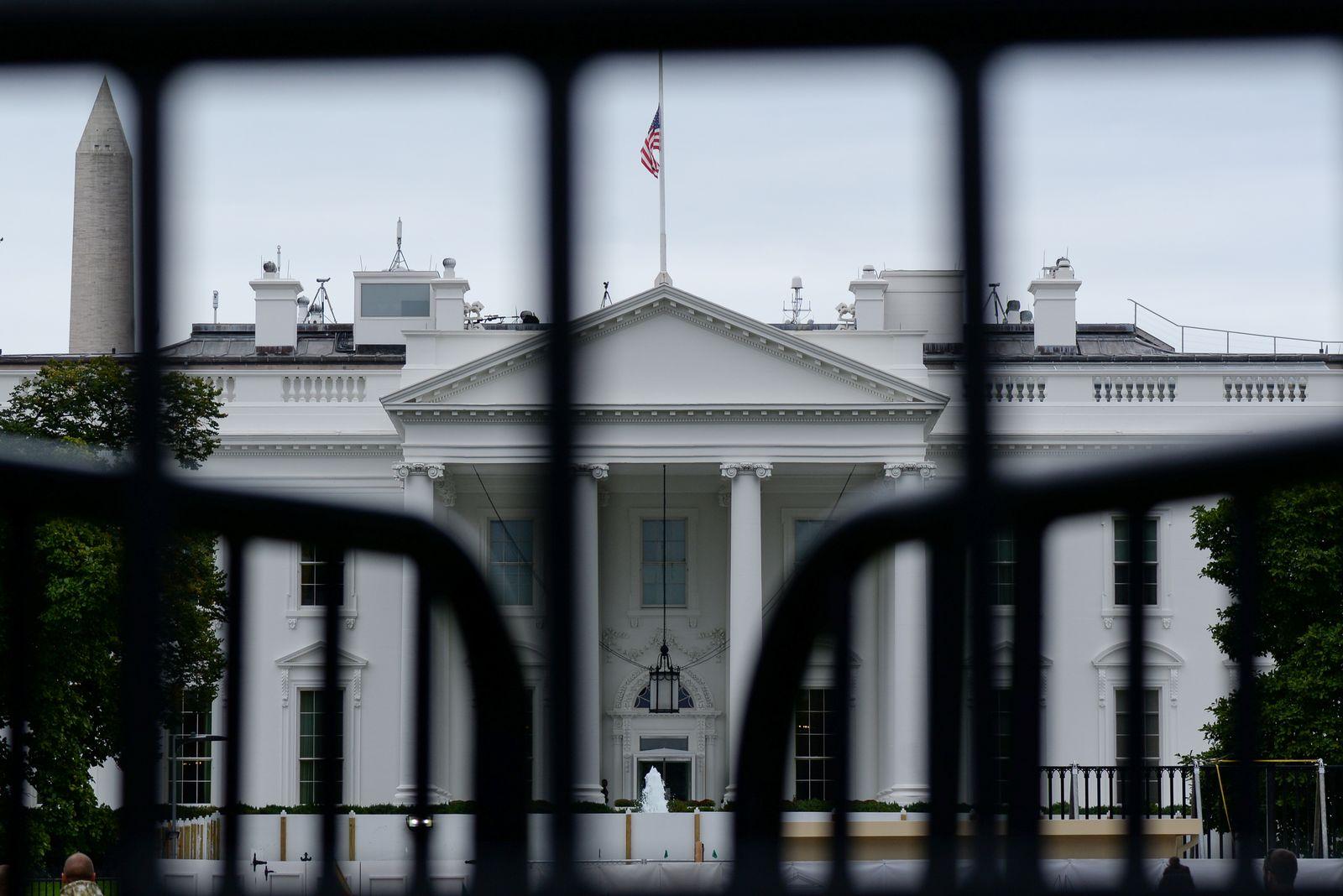 The White House/ Das Weiße Haus/ Washington