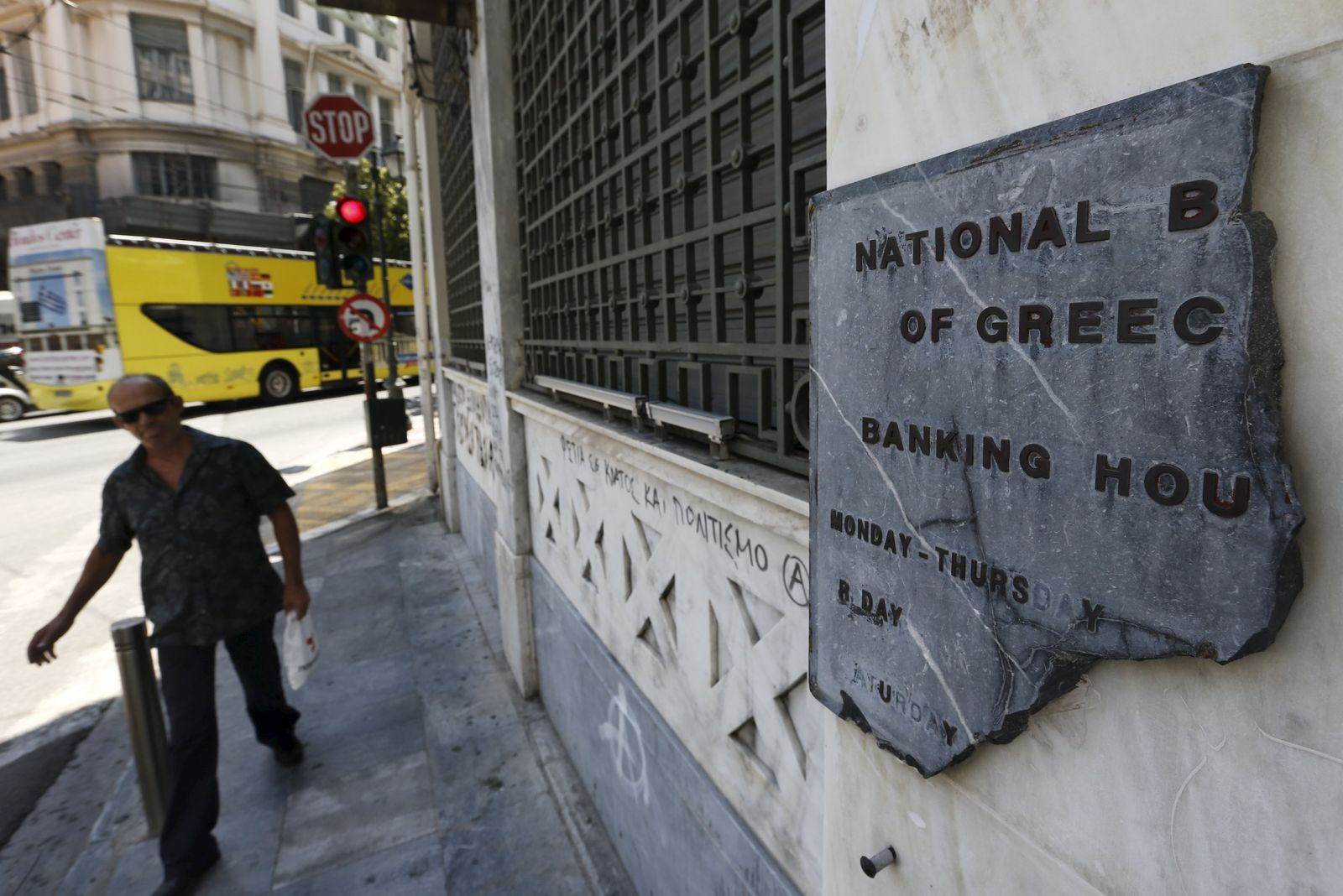 Griechenland/ Nationalbank