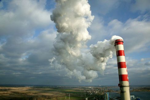 Nur eine Kompromissformel: Der Kongress streitet über Emissionshandel