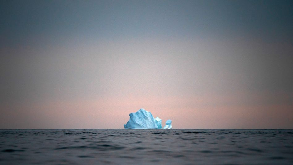Eisberg auf dem Meer: Wenn Klima und Umwelt bedroht sind, ist der Staat gefordert