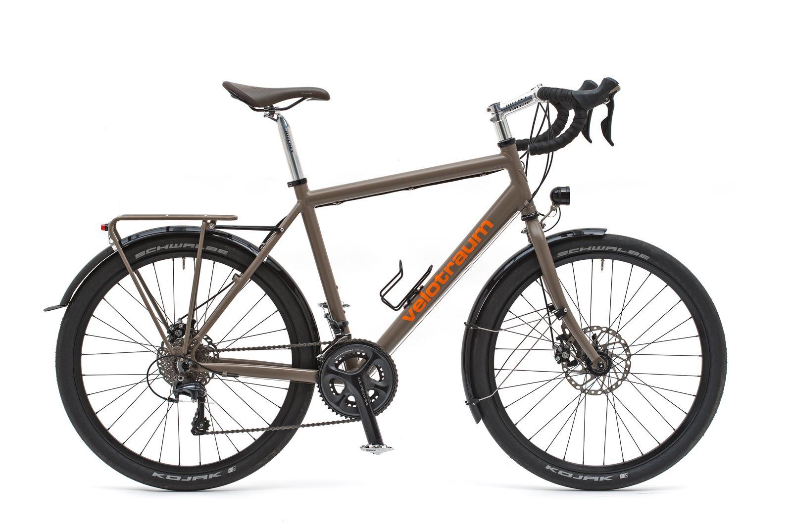 Fahrrad / Velotraum Speedster