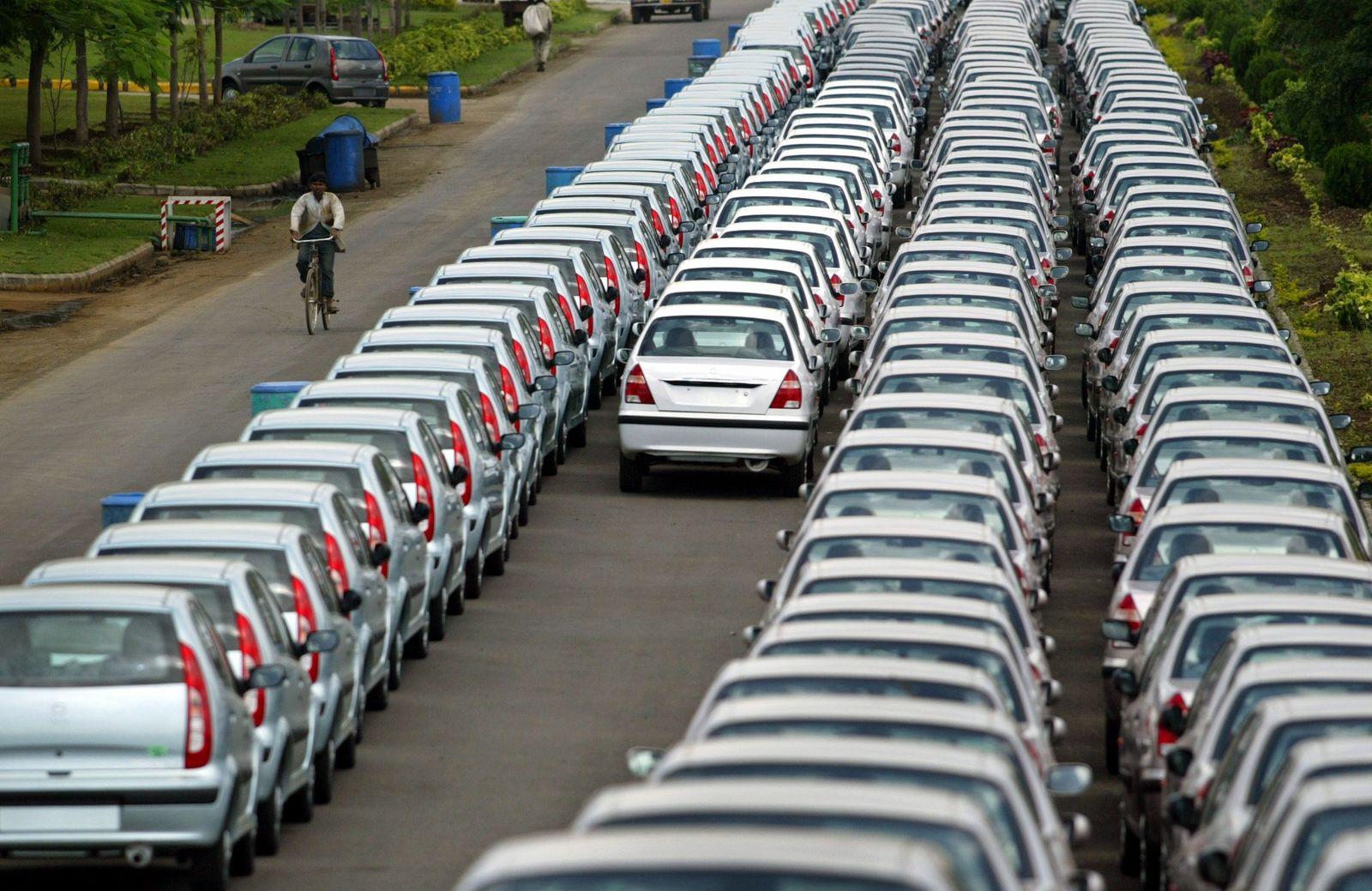 Indien / Pune / Tata Auto