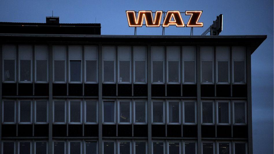 Ärger in Essen: Die Gesellschafter der WAZ sind in Streit geraten