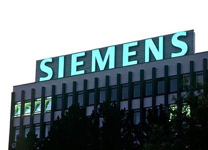 Wurden hohe Summen ohne Gegenleistung gezahlt?:Siemens-Werk in München