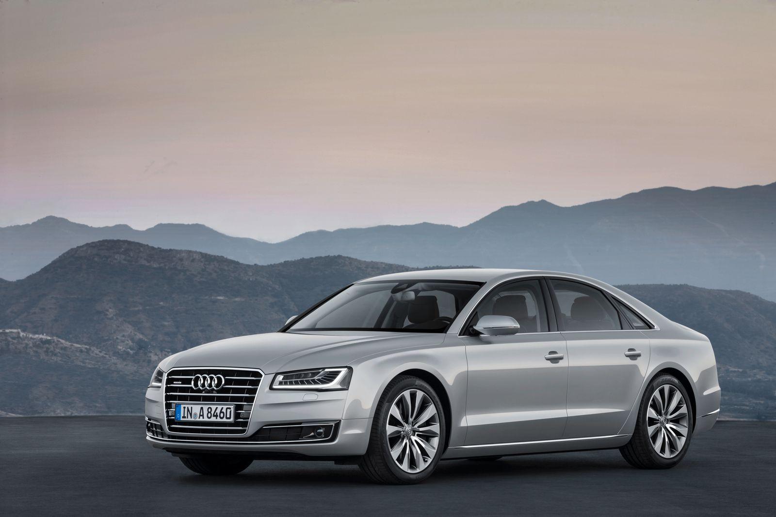Audi A8 / IAA 2013