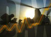 US-Truppen rücken auf Bagdad vor. Der Dax steigt kräftig.