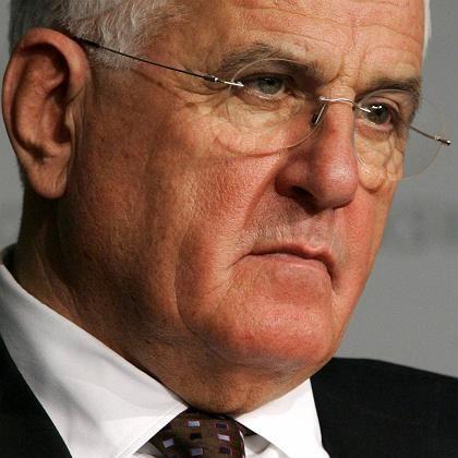 VW-Manager Peter Hartz: Gab der Arbeitsmarktreform seinen Namen