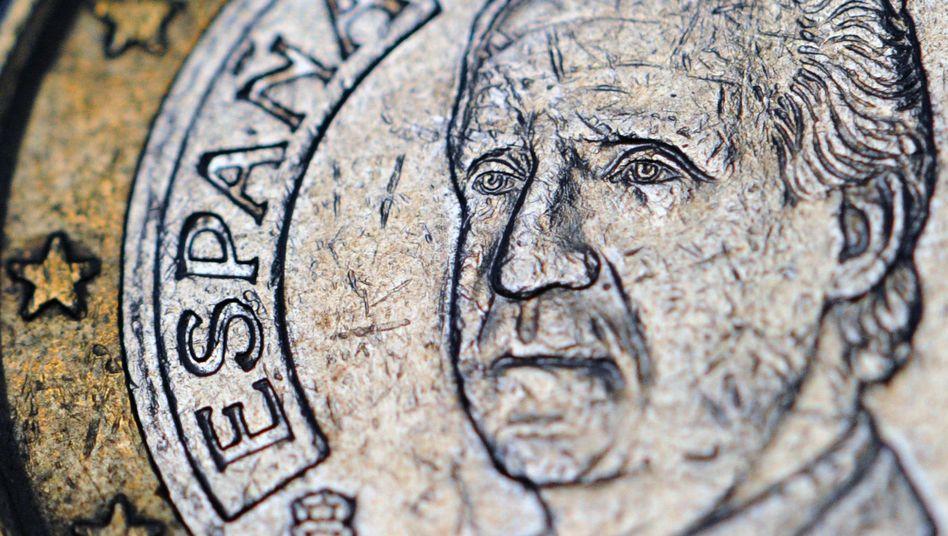Frisches Geld: Die erfolgreiche Anleihe-Auktion Spaniens hebt die Stimmung am Markt