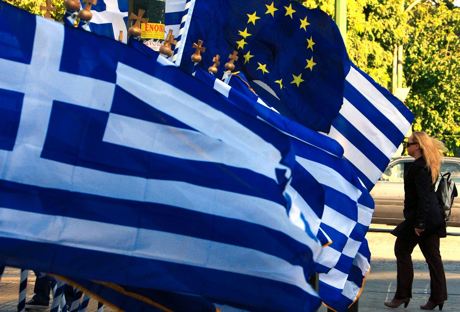 Griechenland / Finanzkrise / EU-Förderung