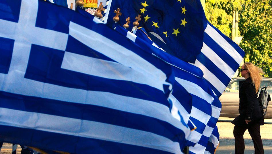 Athen: Die EZB hält noch griechische Staatsanleihen im Wert von 99 Milliarden Euro