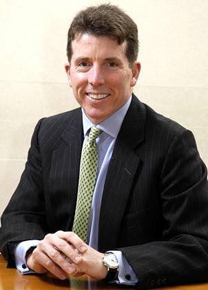 Robert Diamond: Investmentbanker steigt auf