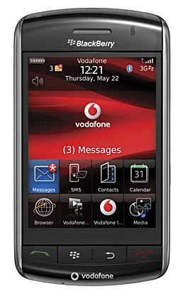 Gegen den Trend: Der kanadische Blackberry-Produzent RIM erhöht seine Gewinne