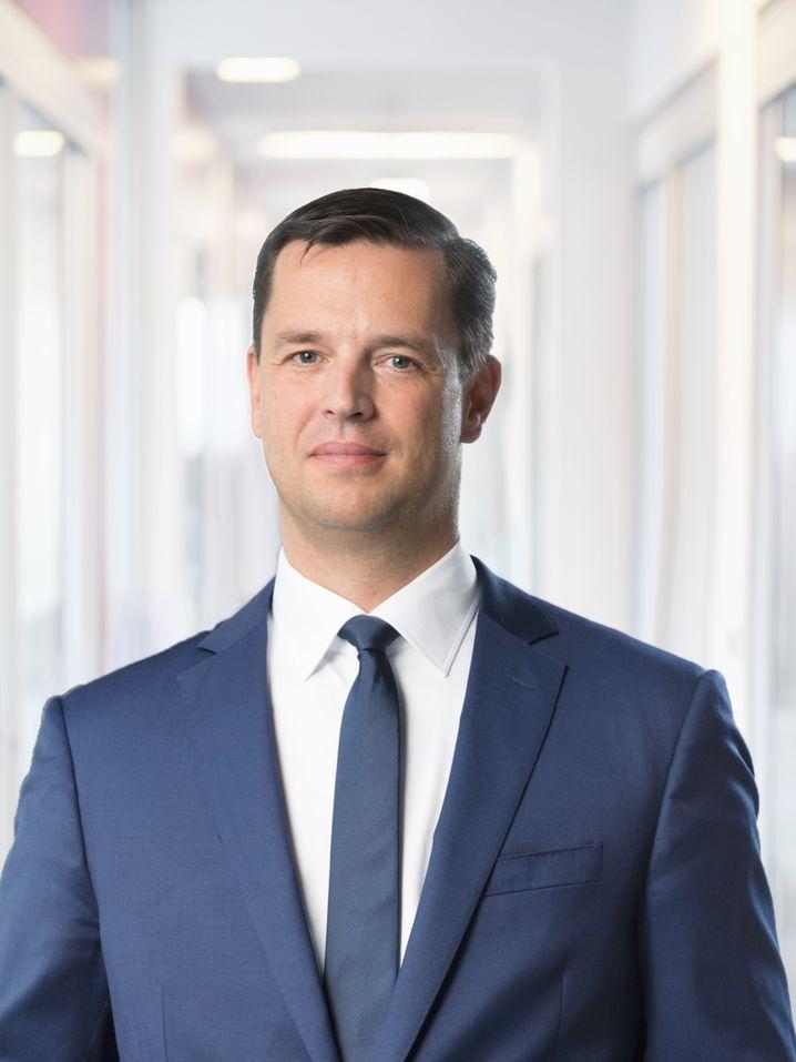 Markus Wedel. Chef des Mischfonds WCH Discovery