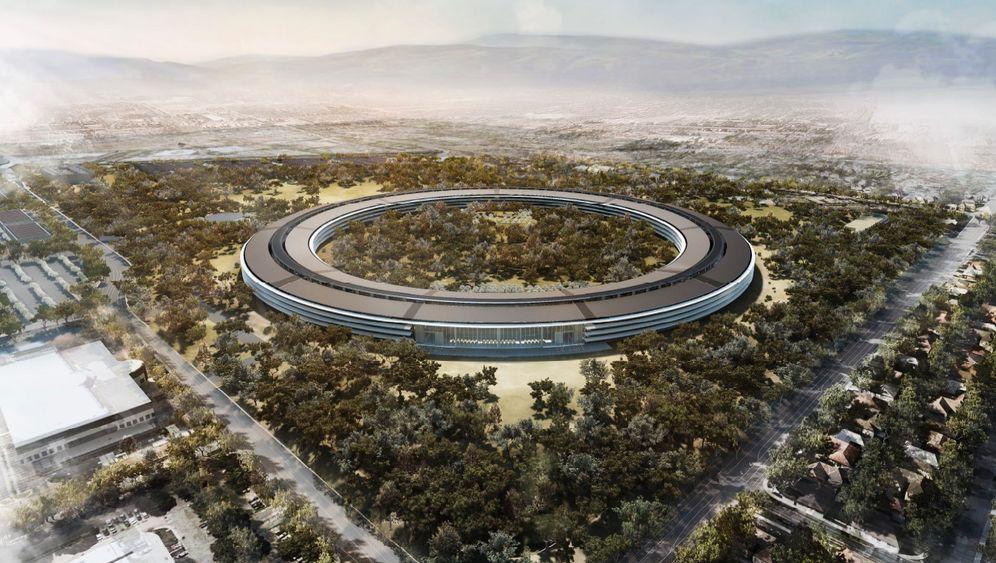 Apple, Facebook, Google: Die spektakulären Baupläne der IT-Giganten