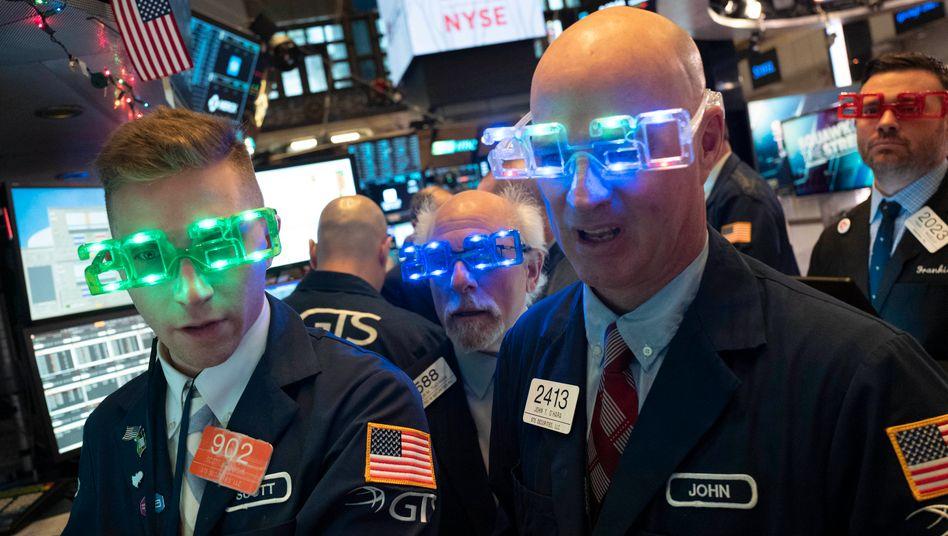 Wall Street: Das Jahr 2020 könnte zum Jahr der Fusionen und Übernahmen werden - nun greift der Vermögensverwalter Franklin nach dem Konkurrenten Legg Mason