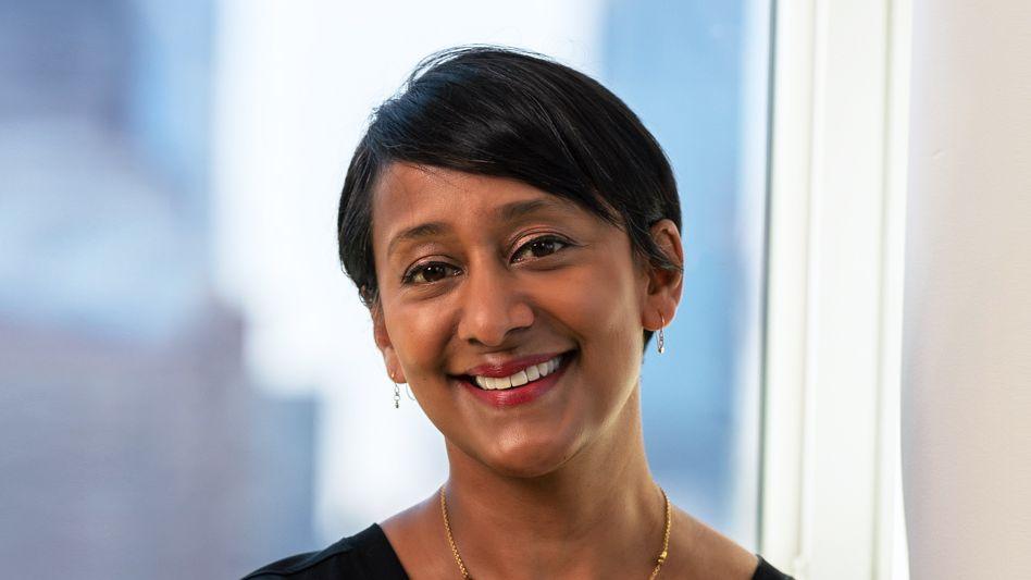 Künftige Adidas-Personalchefin Amanda Rajkumar