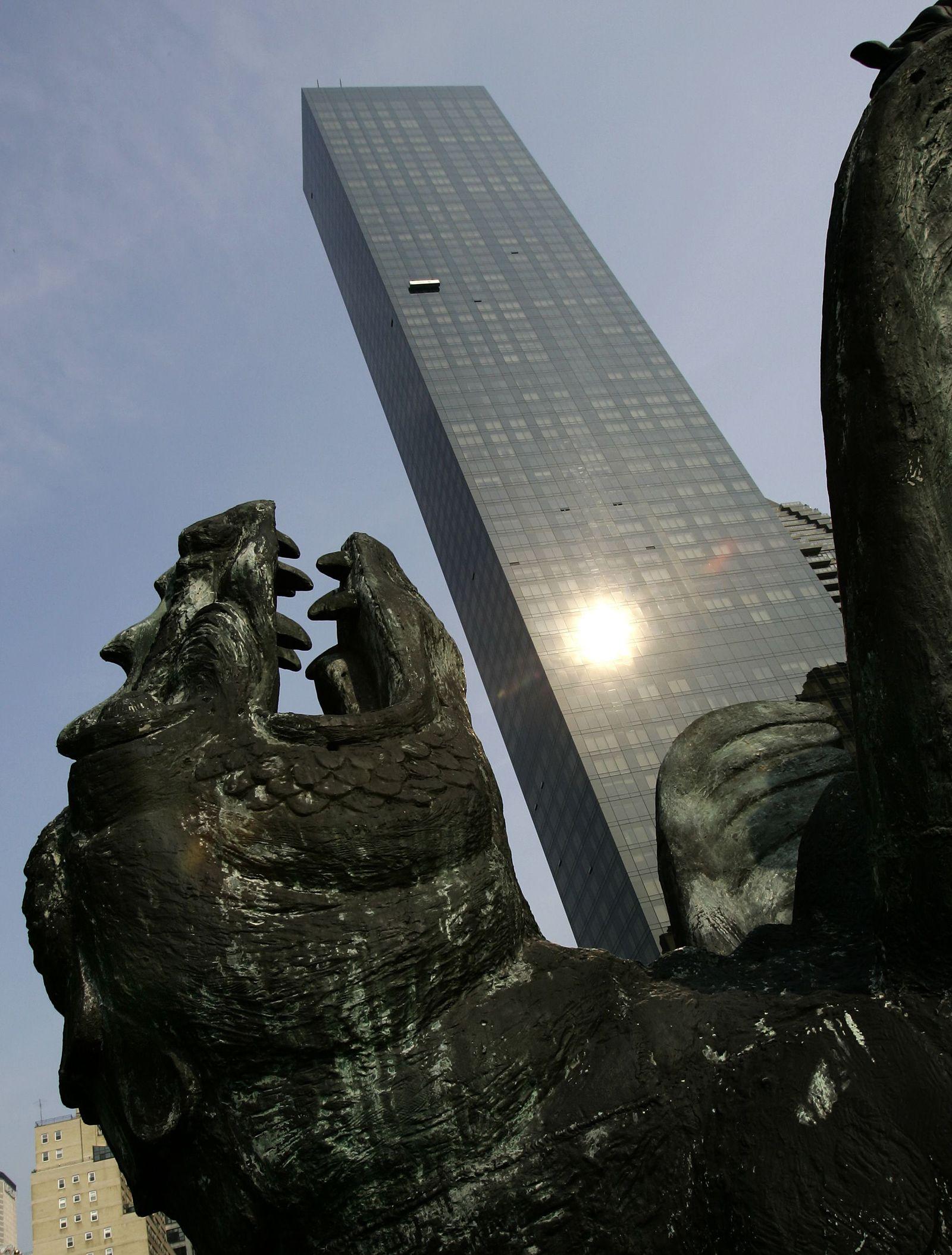 Trump World Tower / NYC