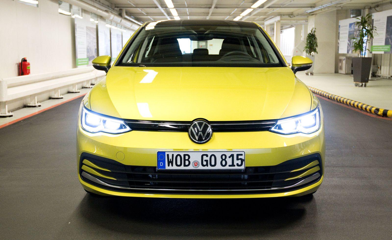 VW-Spitze muss Probleme beim Golf erklären