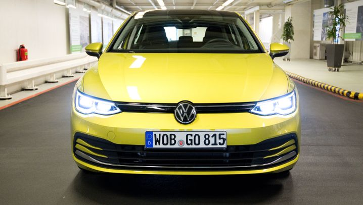 Die Lieblingsautos der Deutschen 2020