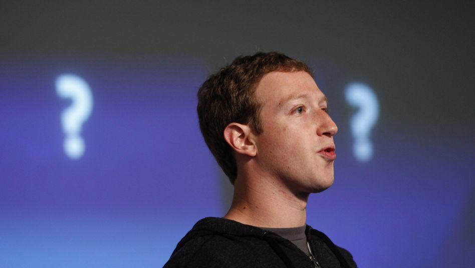 """""""Move fast and break things"""" - Mark Zuckerbergs Slogan für die frühen Tage von Facebook soll mittlerweile einer etwas moderateren Strategie gewichen sein"""