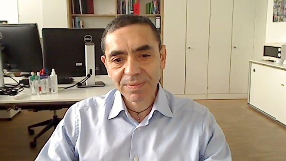 Unermüdlicher Kämpfer gegen das Coronavirus: Biontech-Chef Uğur Şahin