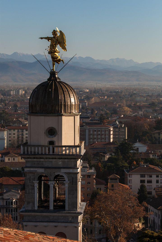 Udine ist sehenswert - und noch nicht von Touristen überlaufen