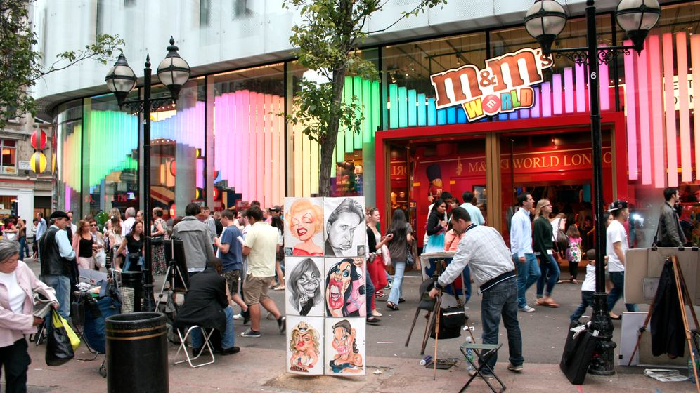 London: Neuer Glamour am Leicester Square