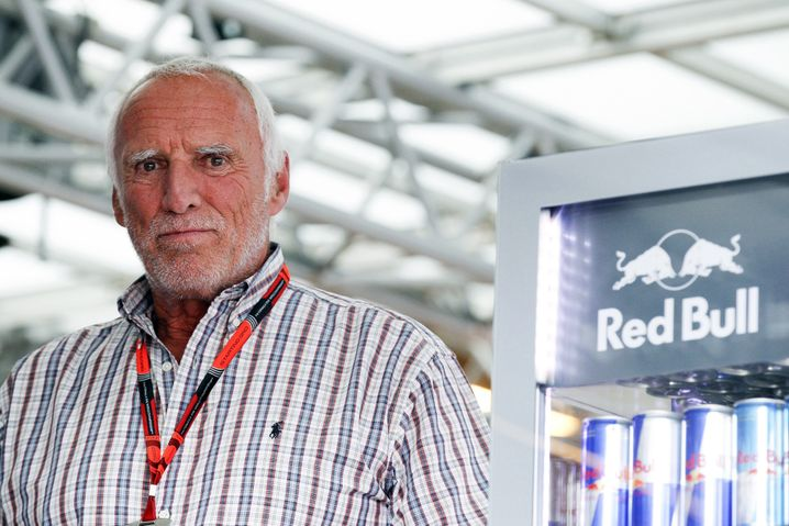 Red-Bull-Milliardär Dietrich Mateschitz