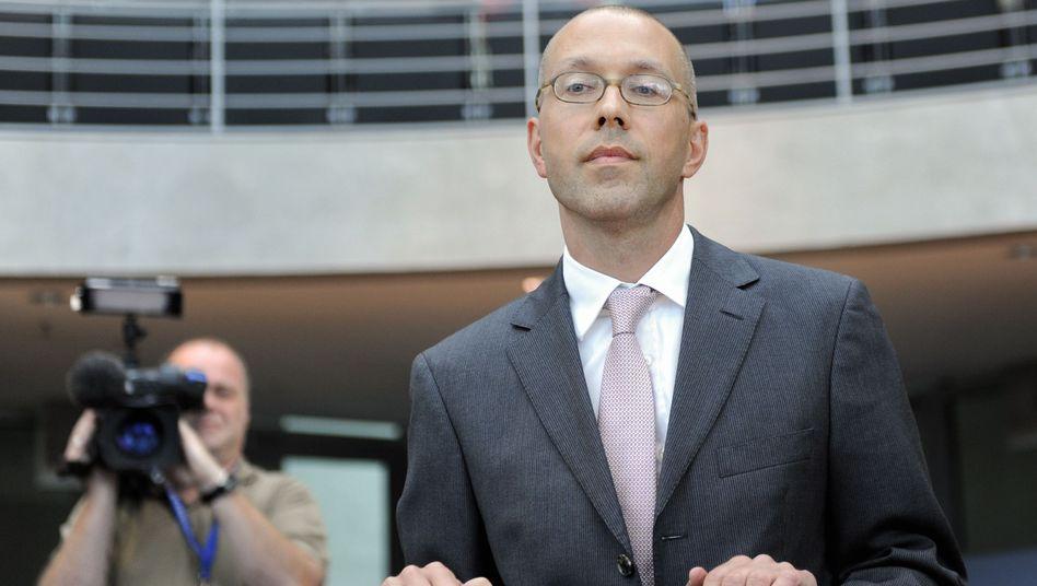 Wechselt mitten in der Krise von Berlin zur EZB: Finanzstaatssekretär Jörg Asmussen