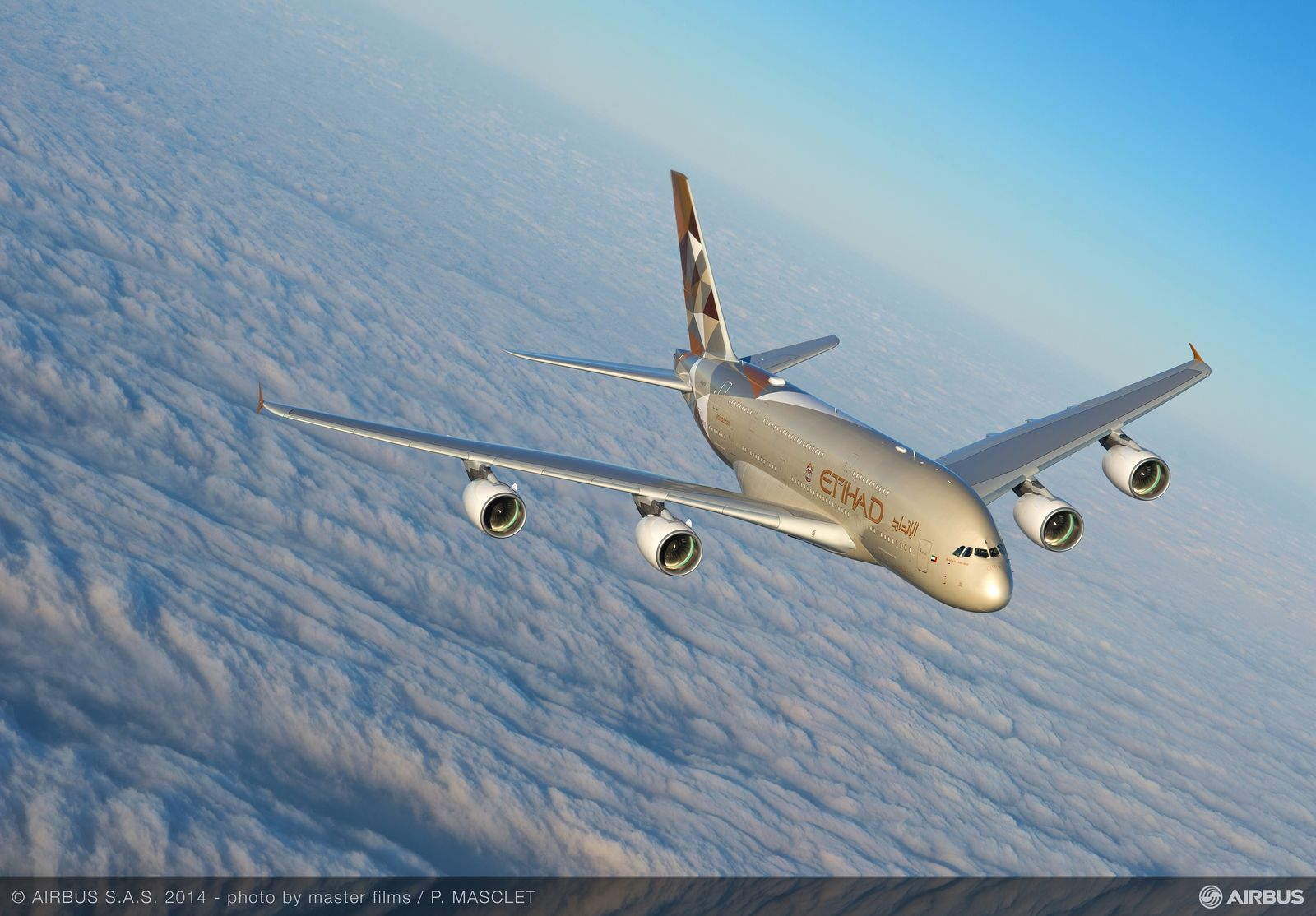 Etihad Airways / A380