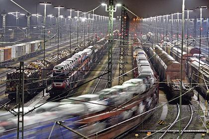 Deutsche Bahn: Geld vom Bund für Schienen, die nie verlegt wurden